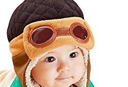 cagoule bvébé pour protéger du froid
