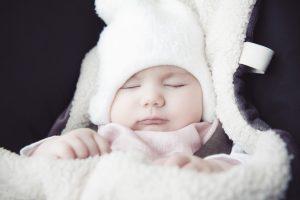 Le sommeil d'un bébé est important pour son bien-être et sa santé