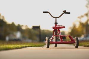 Tricycle évolutif : les avantages
