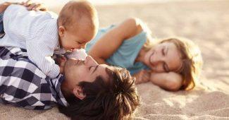séjour à Rome avec bébé