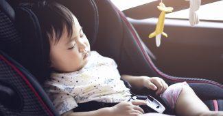 Rehausseur ou un siège auto