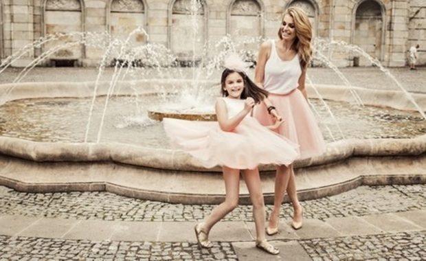 robe mère fille